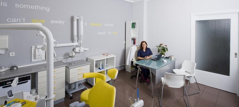Οδοντιατρειο Ιωάννα Κληρονομου,DDS - Dental room 4