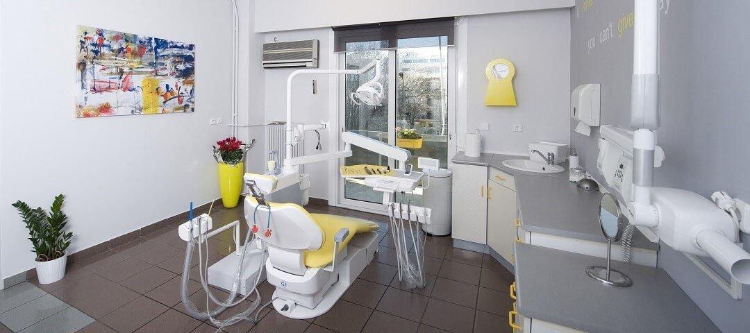 Οδοντιατρειο Ιωάννα Κληρονομου,DDS - Dental clinic room 3