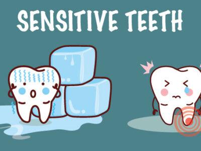 Ευαισθησία στα δόντια Αιτίες και τρόποι αντιμετώπισης